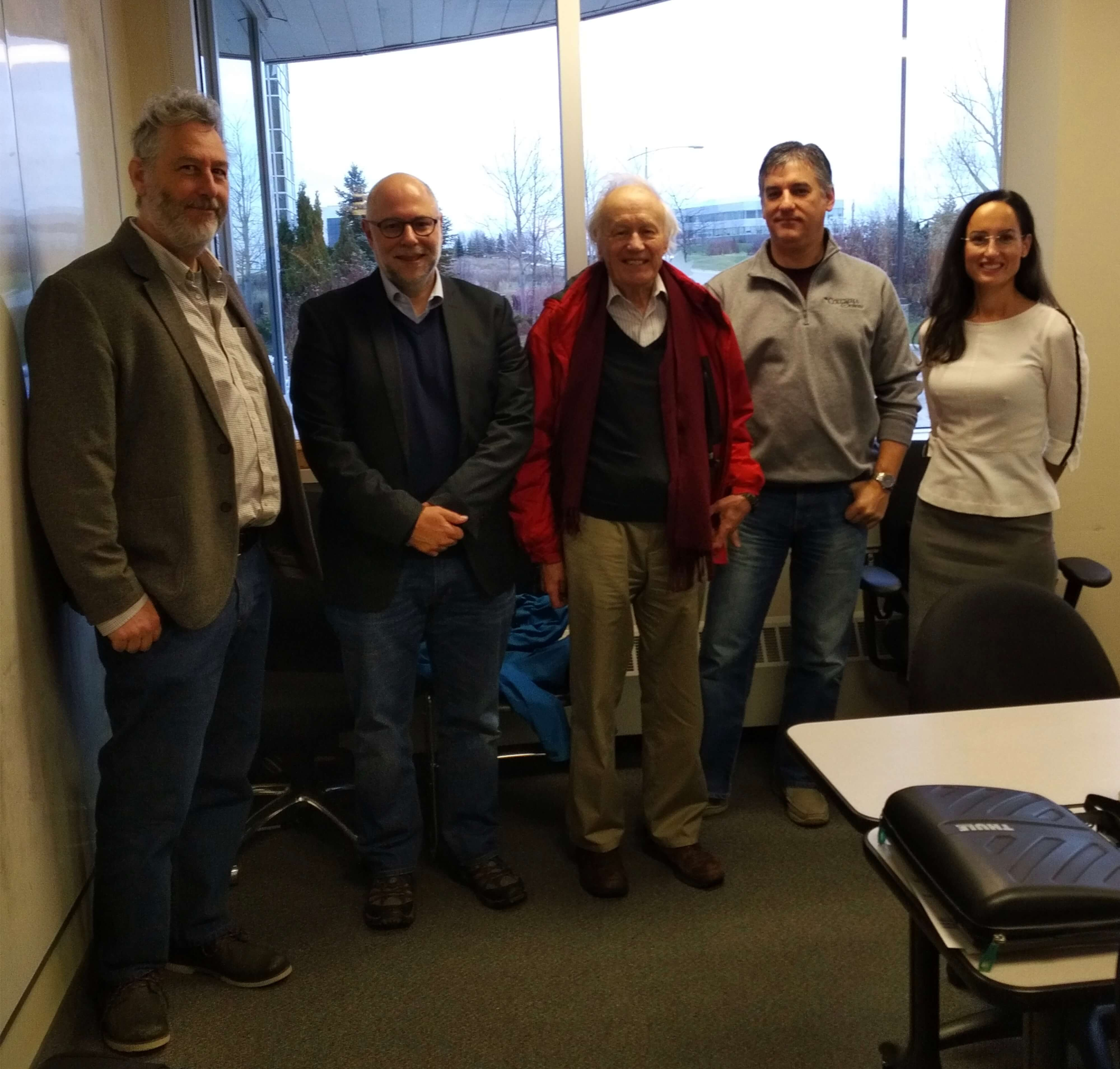 Inaugural Scientific Advisory Council Meeting