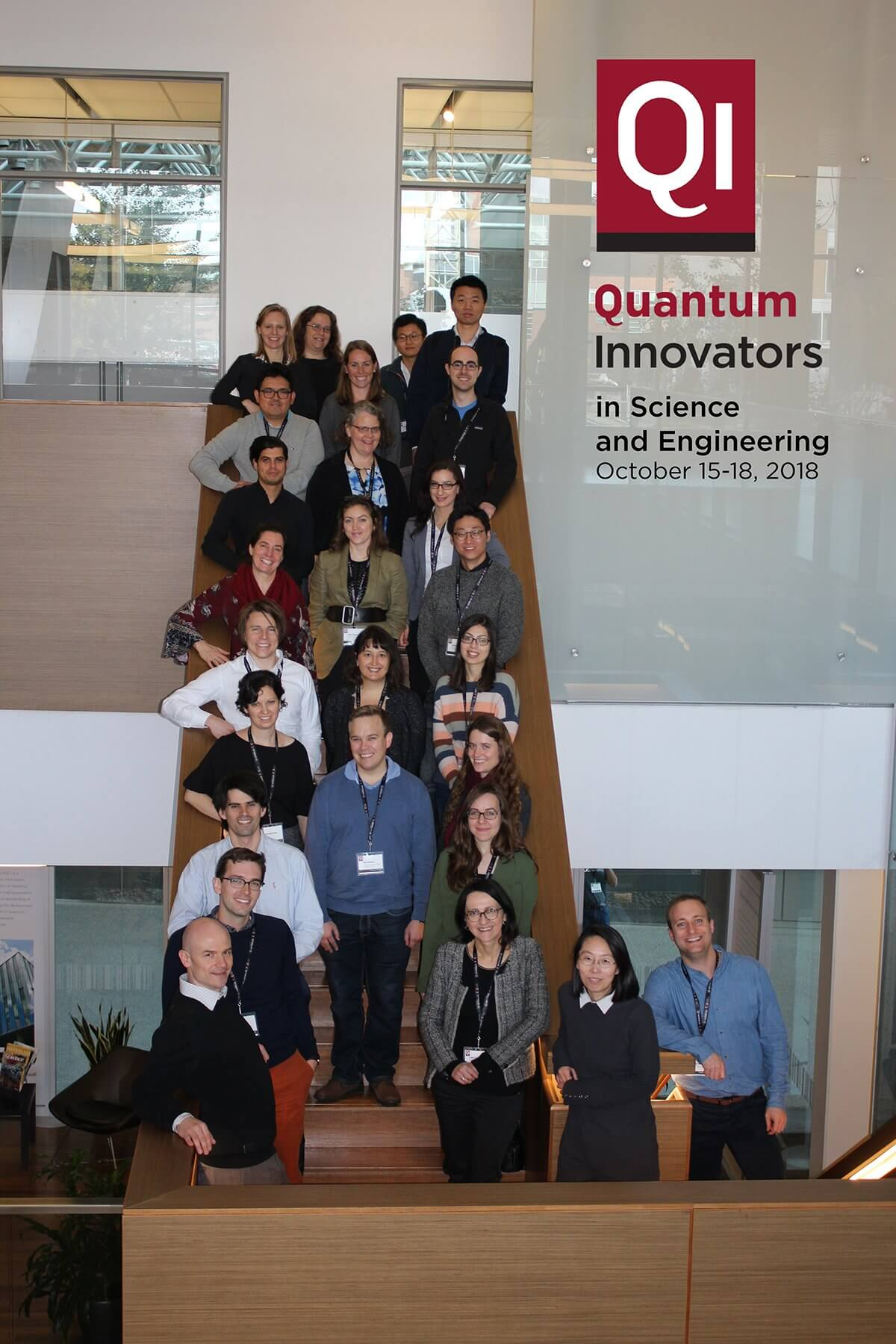 Quantum Innovators: Science and Engineering Workshop