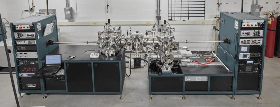 Thin Film Evaporation Sputter System