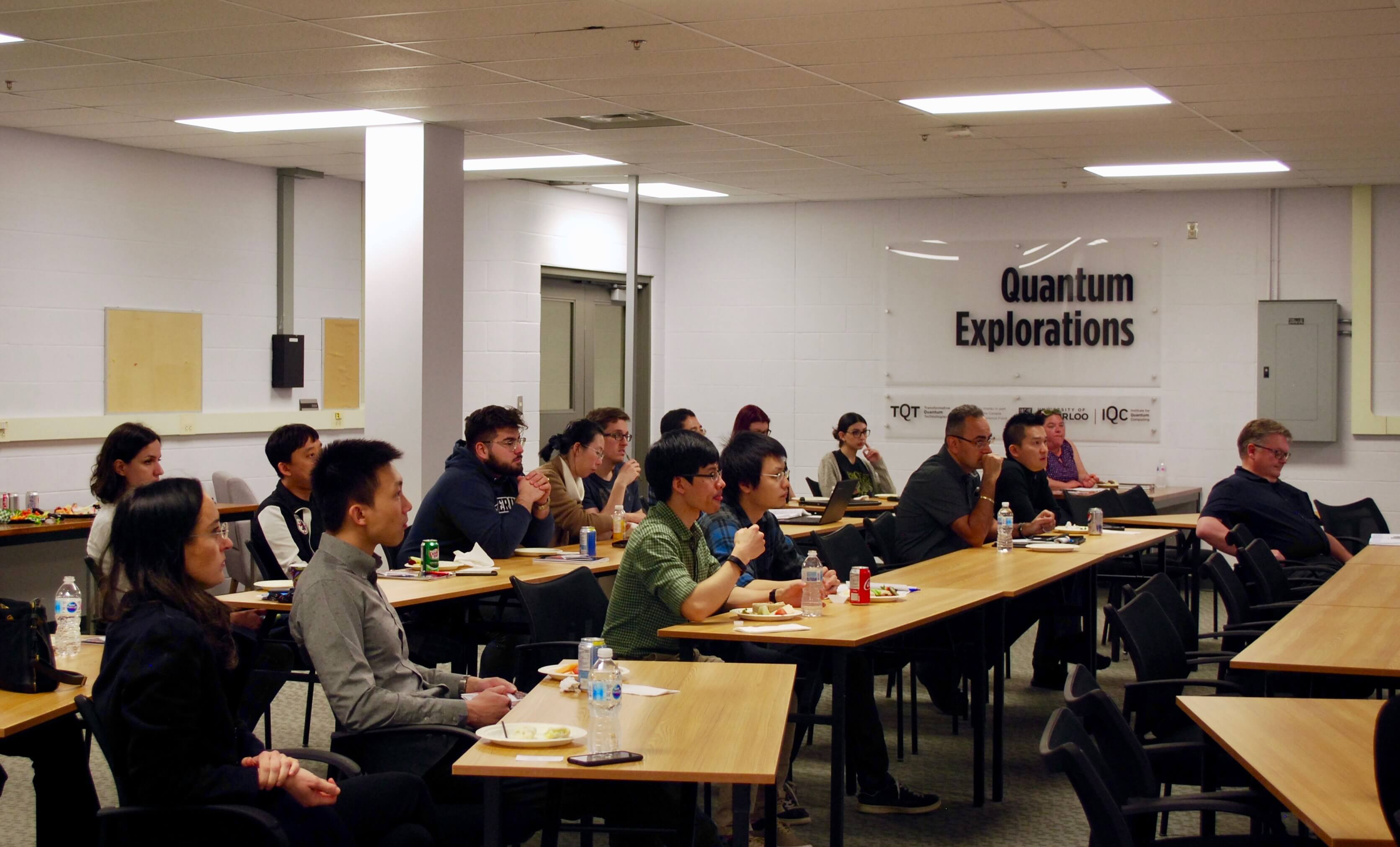 TQT hosts Lunch & Learn: Funding the Quantum Enterprise