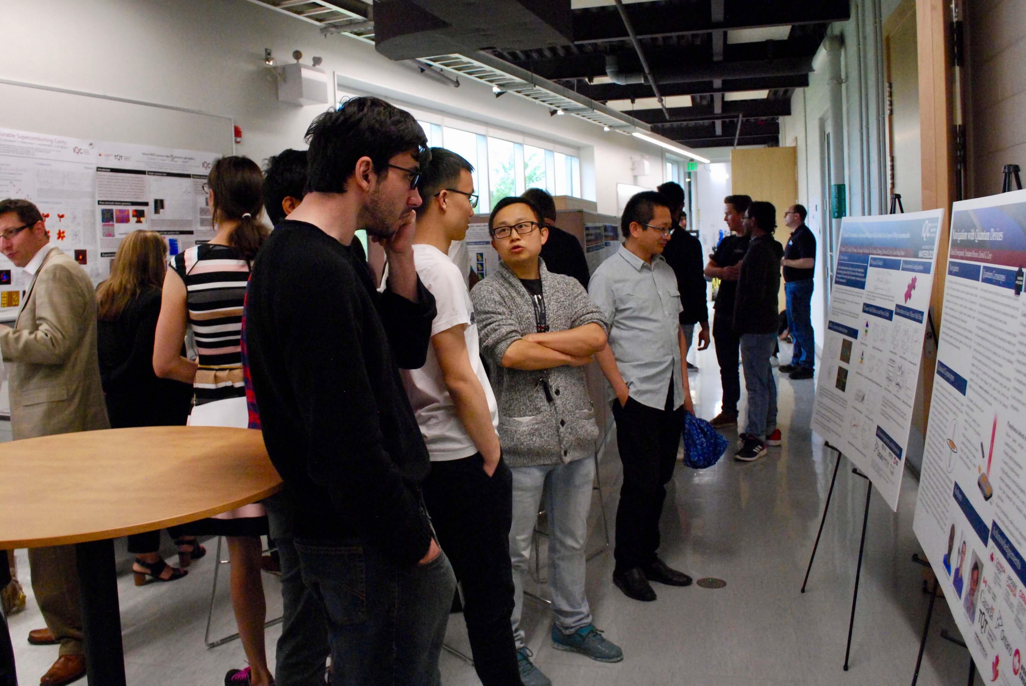 TQT Hosts Researcher Showcase