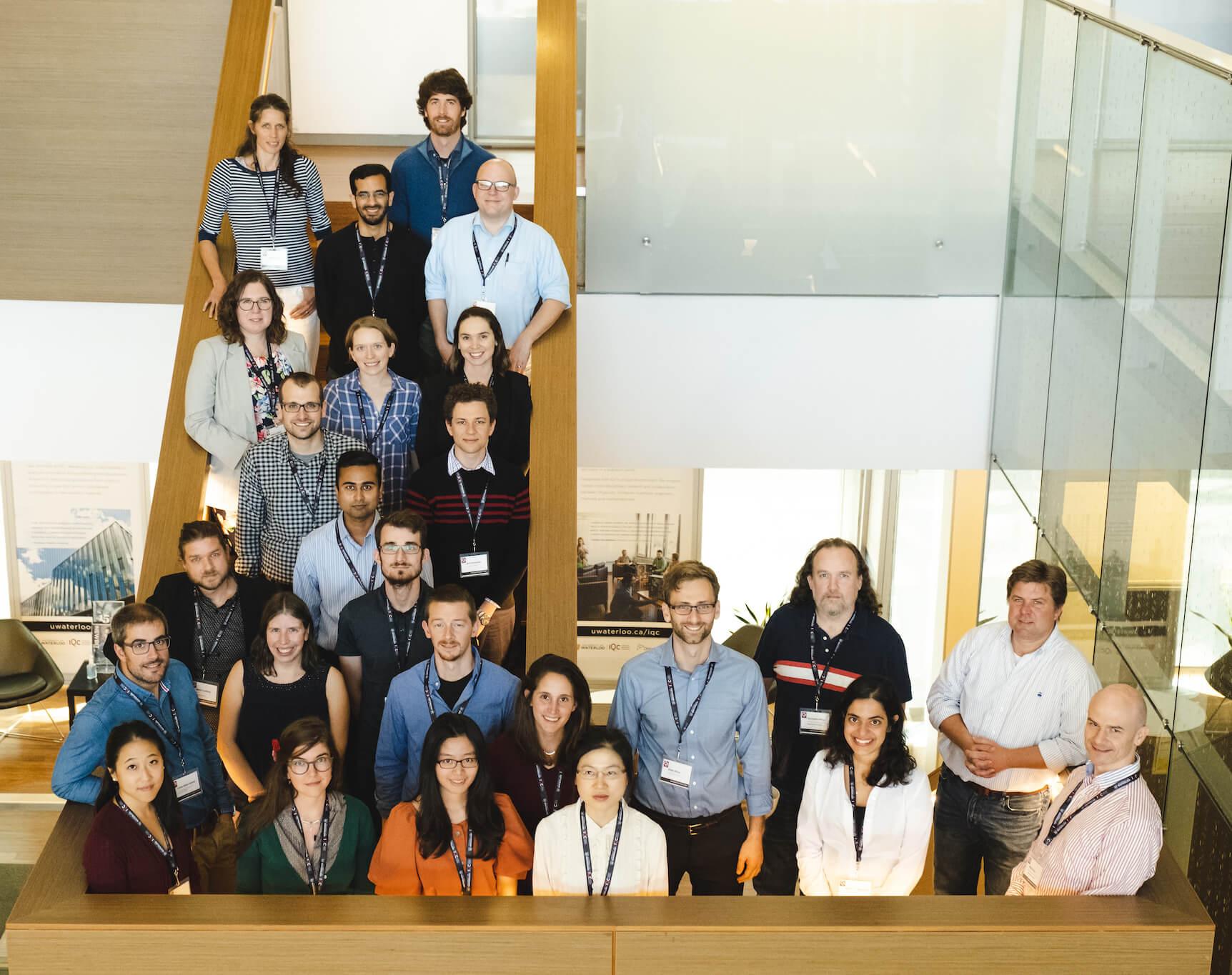 Quantum Innovators: Science and Engineering