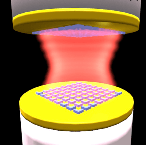 Free-space Polarization-selective Microcavity based on Chiral Metasurfaces